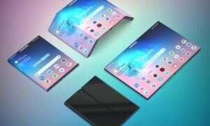 Samsung pracuje nad dwoma nowymi składanymi ekranami