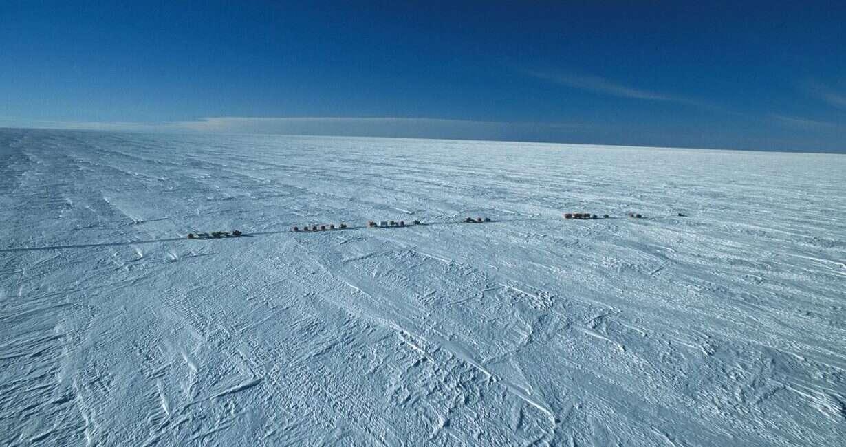lód, najstarszy lód, epoki lodowcowe, antarktyda, lód antarktyda