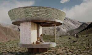 Niewielki domek Casa Ojalá zachwyca elastycznością
