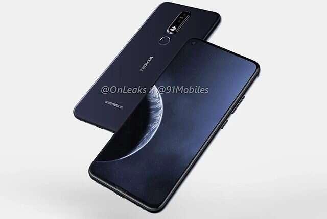 Nokia X71, zdjęcia Nokia X71, tylny panel Nokia X71, aparaty Nokia X71, wygląd Nokia X71,