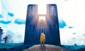 Notre-Dame w No Man's Sky – gracz odbudował słynną budowlę
