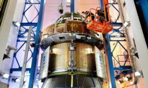 Lockheed Martin umieści do 2024 roku człowieka na Księżycu