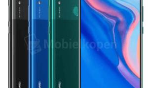Zobaczcie jak będzie wyglądał Huawei P Smart 2020