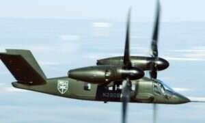 System Lockheed zapewnia pilotom V-280 Valor 360-stopniowy kąt widzenia