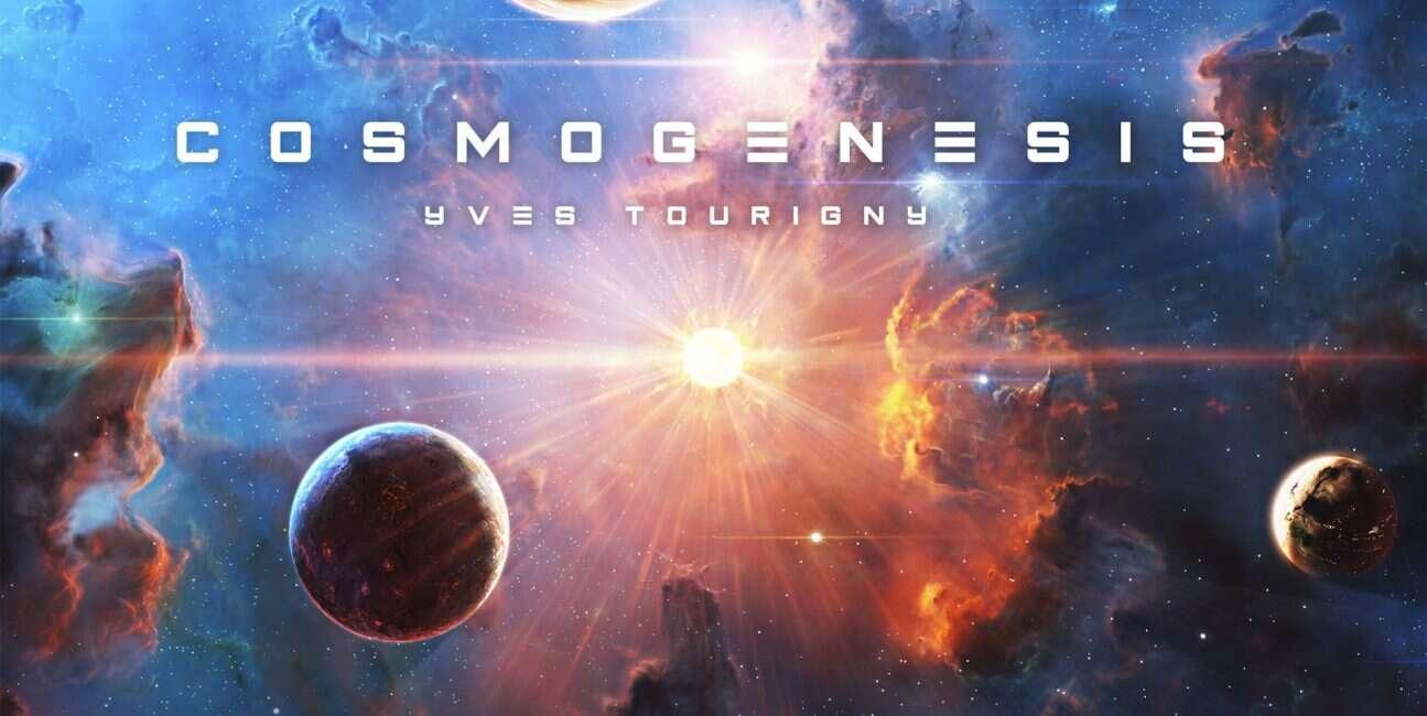 Cosmogenesis tło