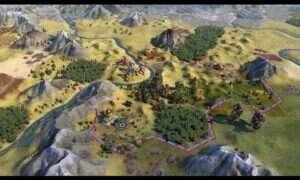 Cywilizacja VI z wyglądem Cywilizacji V, dzięki modyfikacji od twórcy