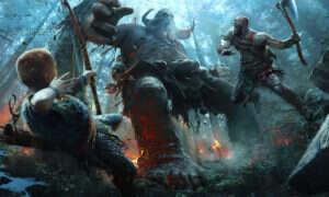 Właściciel największej kolekcji gadżetów z God of War otrzymał wyjątkowy prezent od producenta gry