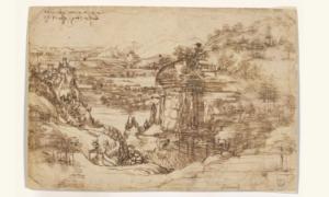 Leonardo da Vinci wcale nie był tylko leworęczny