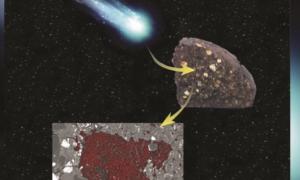 Niezwykle stary meteoryt stanowi zagadkę