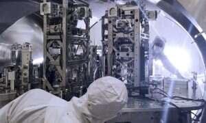 Detektor fal grawitacyjnych pomoże w eksploracji kosmosu