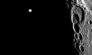 Izraelska sonda przesłała zdjęcia z niewidocznej strony Księżyca