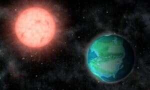 Na pobliskich egzoplanetach może teraz rozwijać się życie
