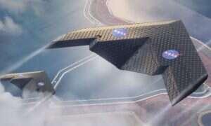 Skrzydło zaprojektowane przez NASA może zmienić sposób budowy samolotów