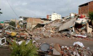 W Kalifornię co 3 minuty uderzają niewielkie trzęsienia ziemi