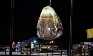 Załogowa kapsuła od SpaceX nie przeszła testów