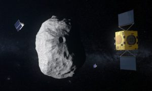 Japonia testuje ziemski system obrony przed asteroidami