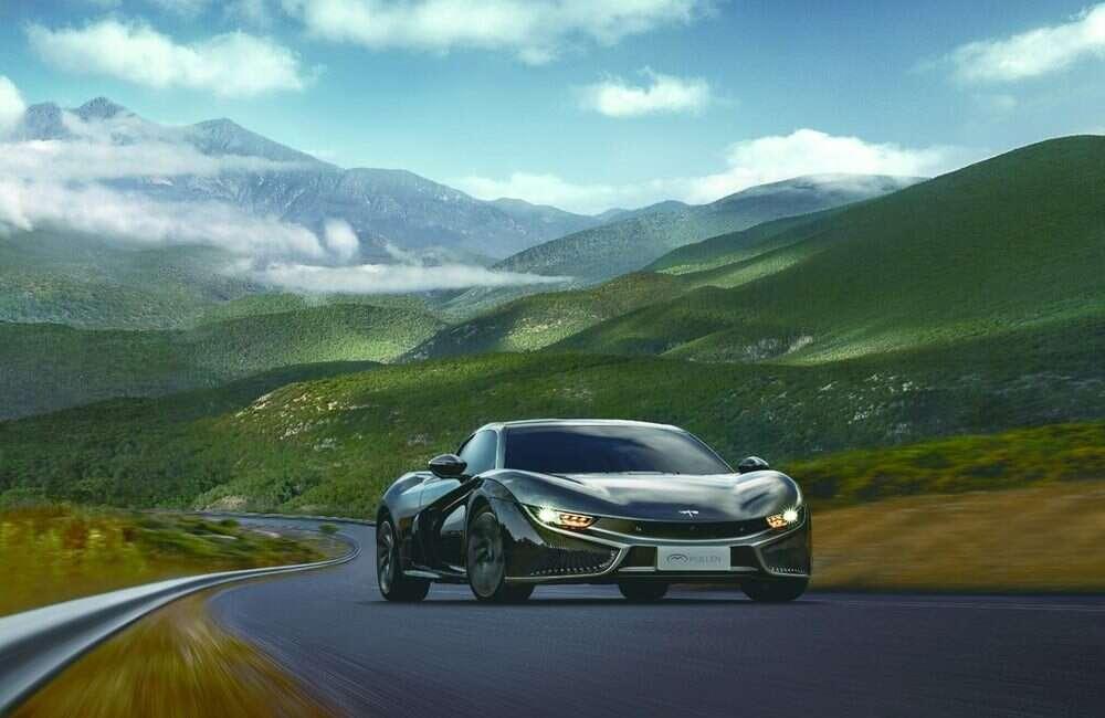 Qiantu K50 od Mullen zaserwował powiew egzotyki na rynku sportowych samochodów elektrycznych