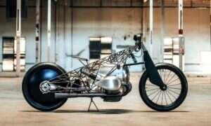 Jedyny w swoim rodzaju motocykl Birdcage od Revival