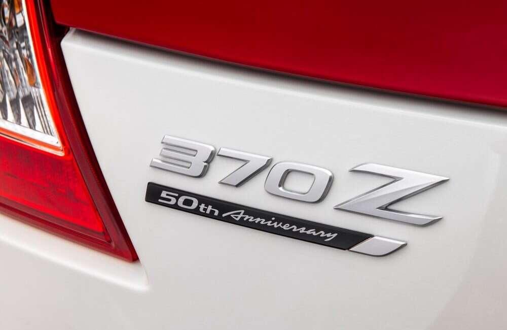 Rocznicowy 370Z od Nissana nawiązuje do początków wyścigowych przygód