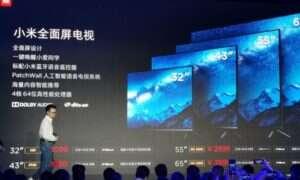 Xiaomi zaprezentowało nowe telewizory