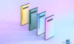 Samsung może wprowadzić do sprzedaży mniejszy model Note 10