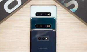 Samsung Galaxy S10 zyskuje dedykowany tryb nocny