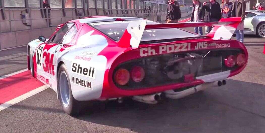 Ferrari Berlinetta Boxer nadal jest 12-cylindrowym arcydziełem