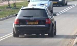 Audi słusznie postawiło na V8 Cosworth w swojej RS6