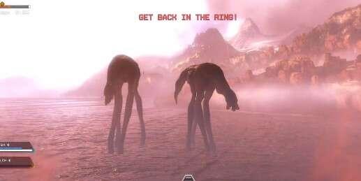 Gracz doleciał do oddalonych potworów poza mapą w Apex Legends