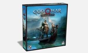 God of War dostanie swoją własną grę karcianą