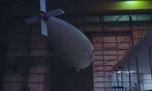 Dron Phoenix został stworzony ewidentnie przez inspiracje sterowcami