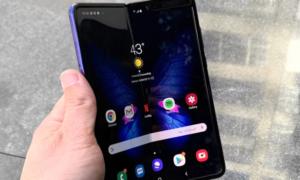 Samsung Galaxy Fold ma już pierwszą aktualizację
