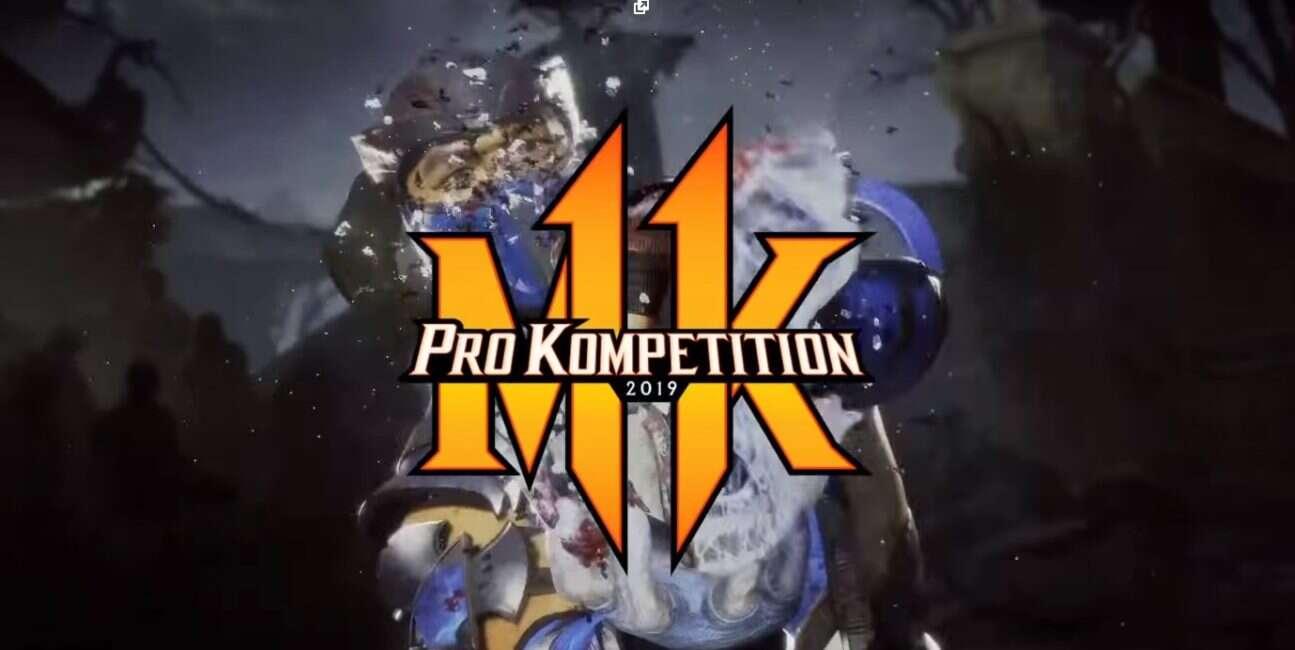 Profesjonalny turniej Mortal Kombat 11 Pro Kompetition wystartuje już w maju