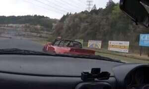 Mazda MX-5 radzi sobie dobrze w praktycznie każdej sytuacji