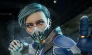 Uczennica Sub-Zero w akcji, czyli pokazówka Frost w Mortal Kombat 11