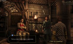 Śmierć gracza i wybór potomka w Mount & Blade 2: Bannerlord