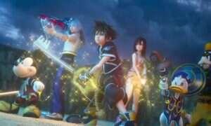 Streamer wbił 99 level w Kingdom Hearts 3 i… dopiero zaczął przechodzić grę