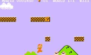 Super Mario Bros. na Commodore 64 – 7 lat pracy nie poszło na marne