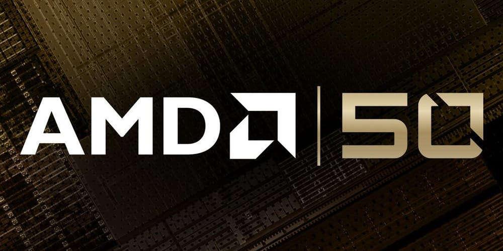 Wyjątkowa płyta Gigabyte na 50. urodziny AMD