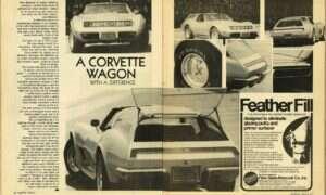 Ta wyjątkowa Corvette z 1973 roku musi znaleźć jakiegoś wybawiciela
