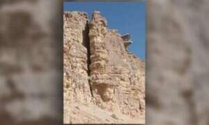Te skały przechowują 1000 letnie tajemnice trzęsień ziemi
