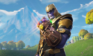 Wygląda na to, że Thanos powróci do Fortnite na premierę Avengers: Endgame