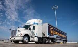 Toyota ujawniła napędzaną ogniwami paliwowymi ciężarówkę FCET