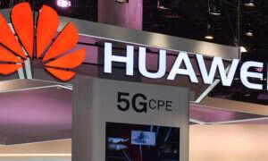 Wielka Brytania wybrała Huawei do budowy sieci 5G