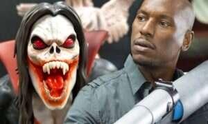 Tyrese Gibson potwierdza swoją rolę w filmie Morbius