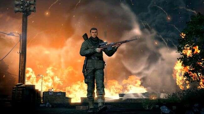 Ujawniono cenę, porównanie graficzne i datę premiery Sniper Elite V2 Remastered