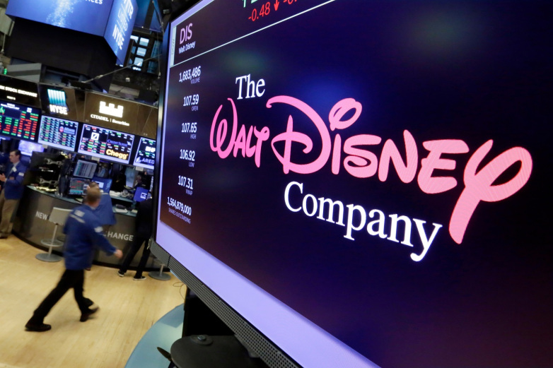 Wszystkie firmy Disneya na ogromnej infografice