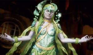Był piasek, są i kryształy – Cetrion drugą zupełnie nową postacią w Mortal Kombat 11