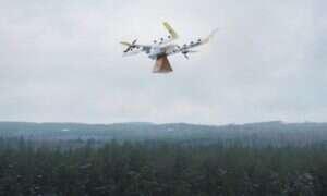 Wing pierwszą firmą ze zgodą na rozpoczęcie usługi dostaw z udziałem dronów w USA