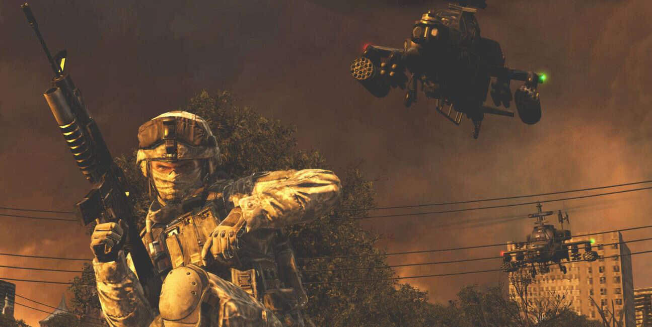 Modern Warfare 4 - ludzie są przekonani, że ten tytuł pada w jednym z nagrań